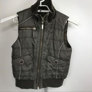 MOSSIMO Supply Womans Small Puffy Vest